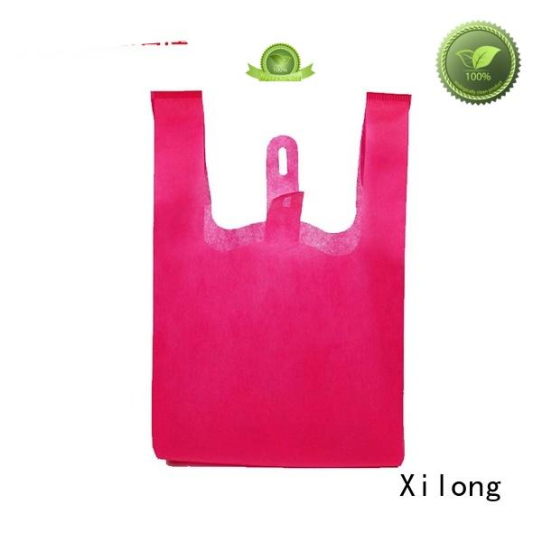Xilong china shopping bag factory Supply