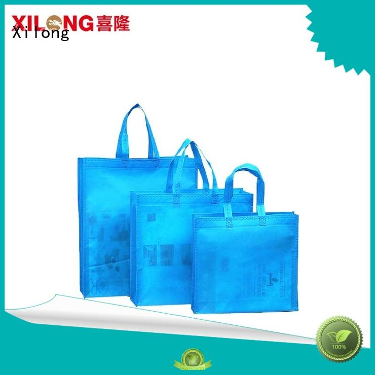 Xilong Christmas custom shopping bags wholesale now for hiking