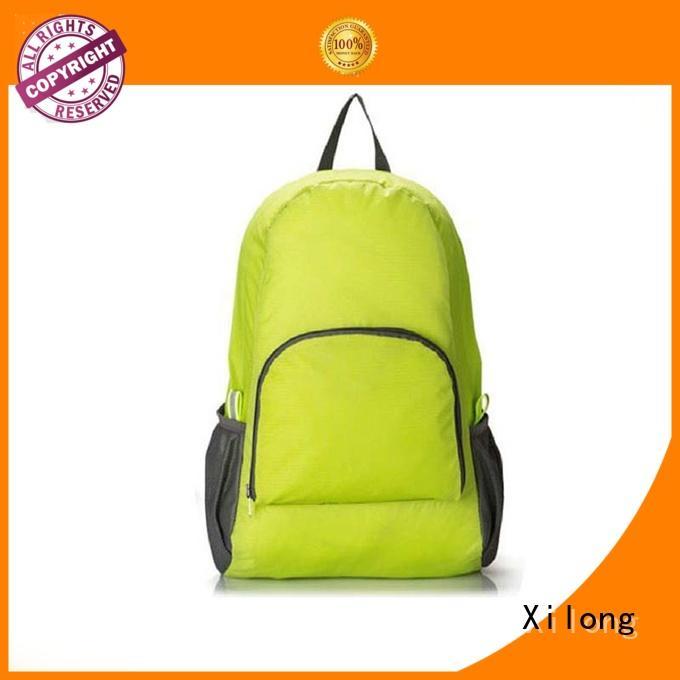 Xilong custom name backpacks Supply