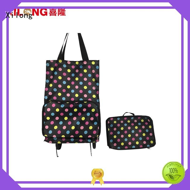 shopping shopping cart trolley bags odm laminated for ladies