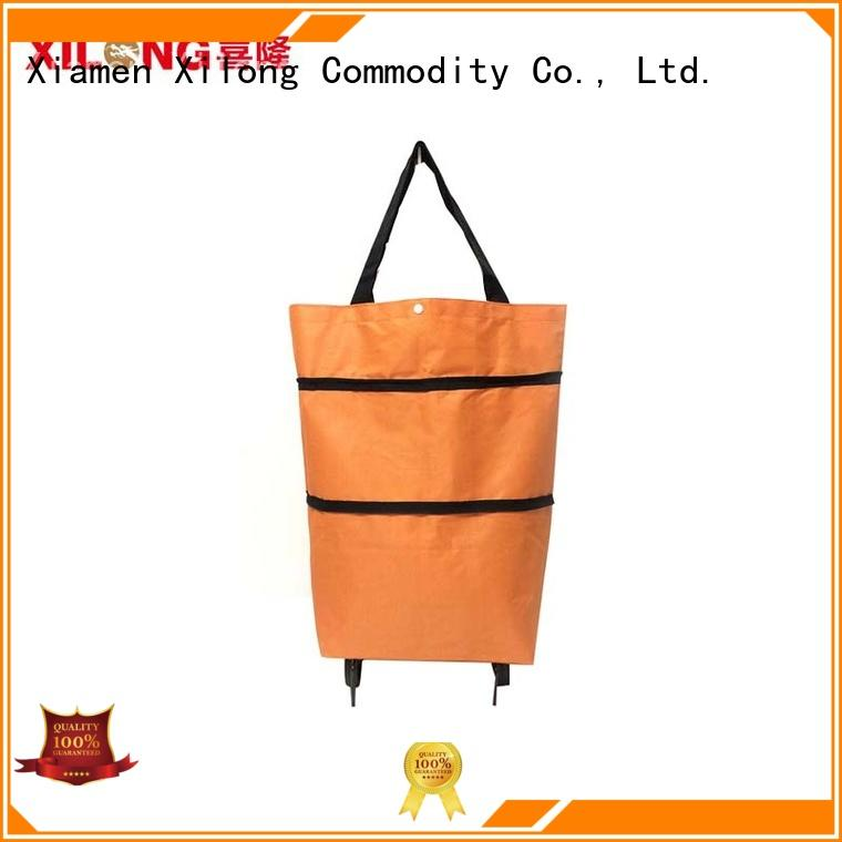 Xilong sale personal shopping trolleys for wholesale for girls