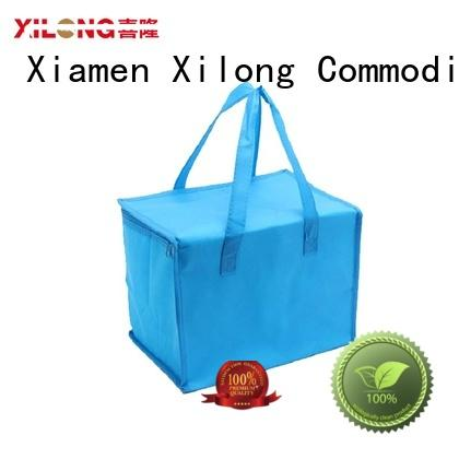 Xilong cooler insulated beach tote cooler bag insulated for storage
