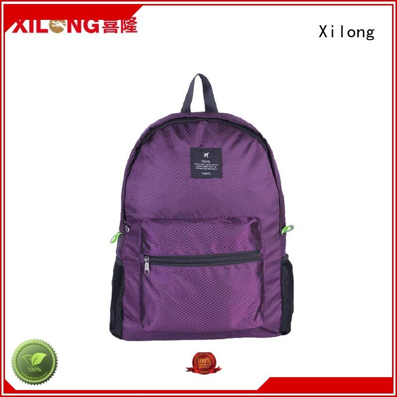Xilong light best foldable backpacks
