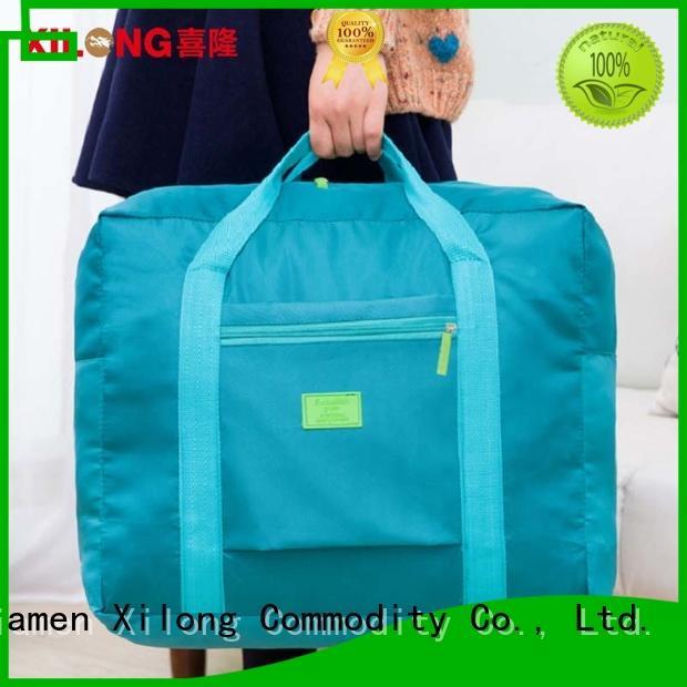 Xilong foldable custom firefighter duffle bags capacity for sport