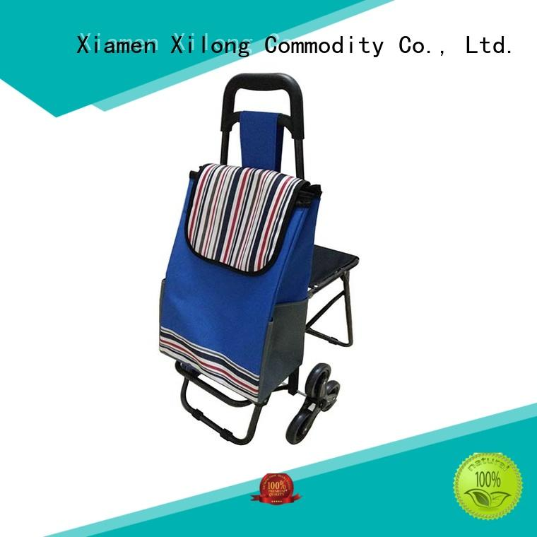 odm shopping cart trolley bags odm laminated for women