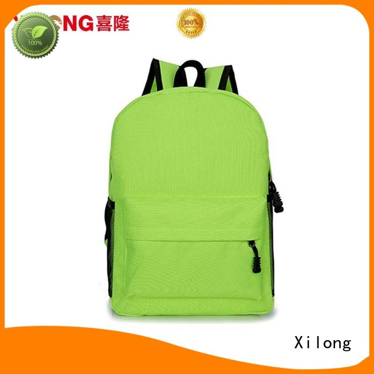 Xilong backpack wholesale school backpacks manufacturers custom