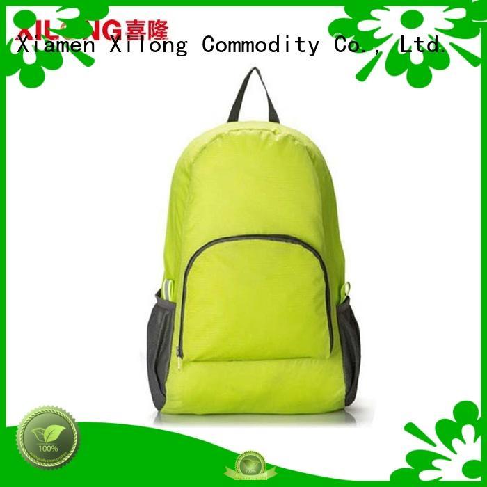 folding travel bag sport for travel Xilong