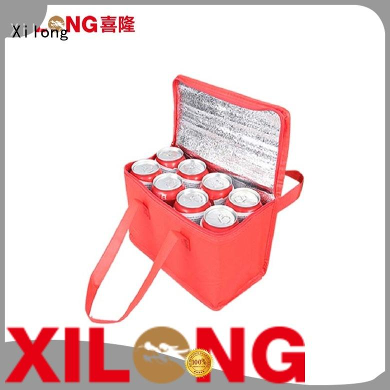 Xilong personalized insulated lunch tote manufacturers