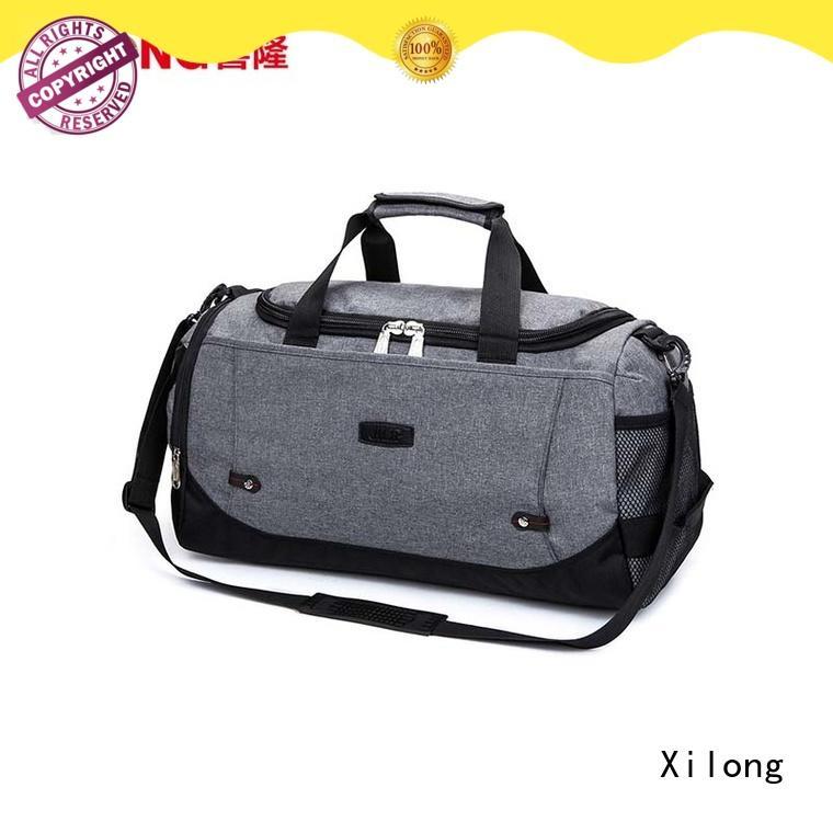 Xilong Wholesale custom duffel bag