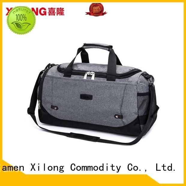 Xilong Custom custom duffle bags no minimum