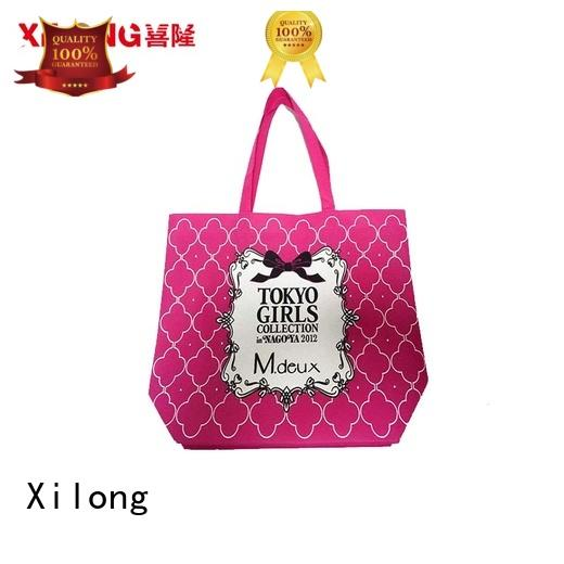 non woven eco friendly shopping bags handle free sample for trip