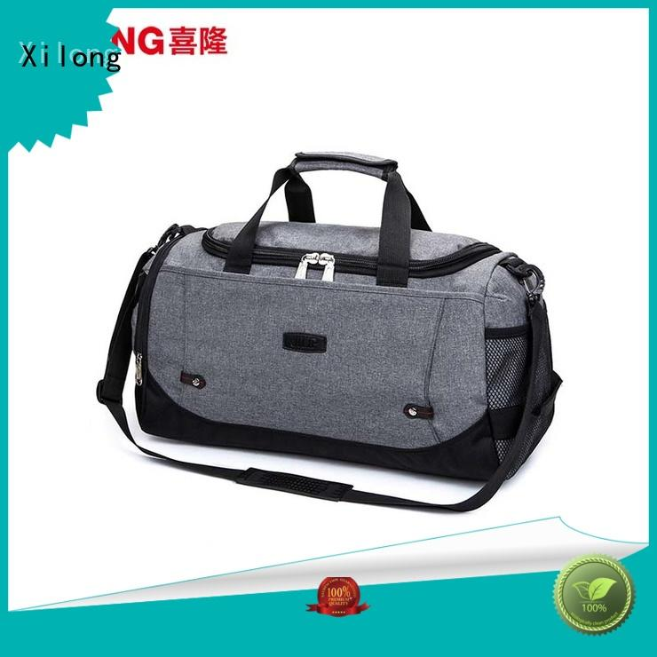 wholesale personalized duffle bags price for tour Xilong