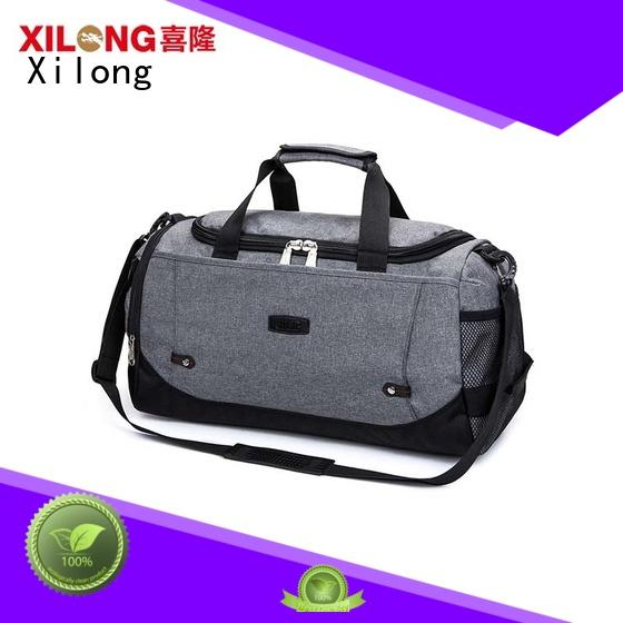 waterproof custom duffel bags factory for travel Xilong