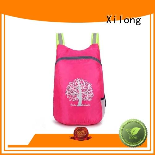 clear foldable backpack bag outdoor Xilong