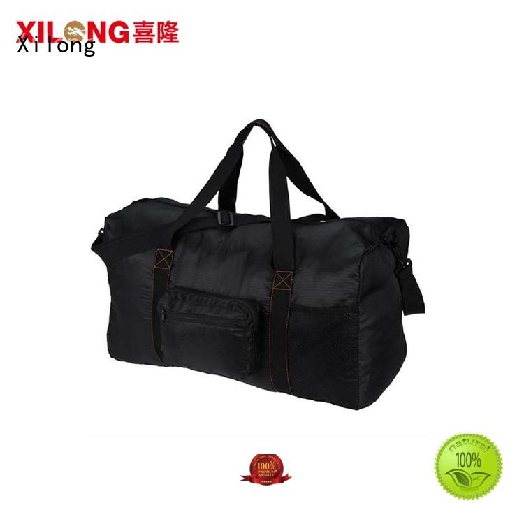 Xilong sport custom sport duffel bags manufacturer for travel