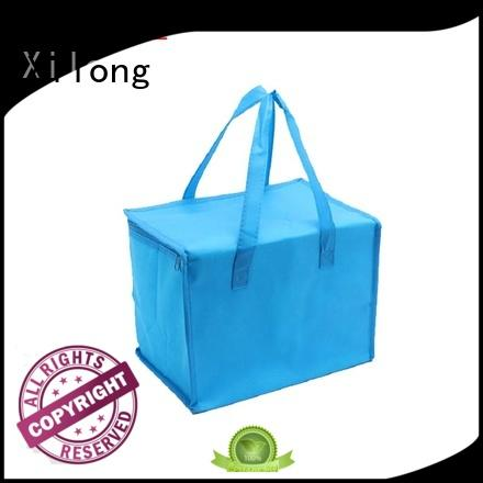 non woven food aluminium foil cooler tote bag