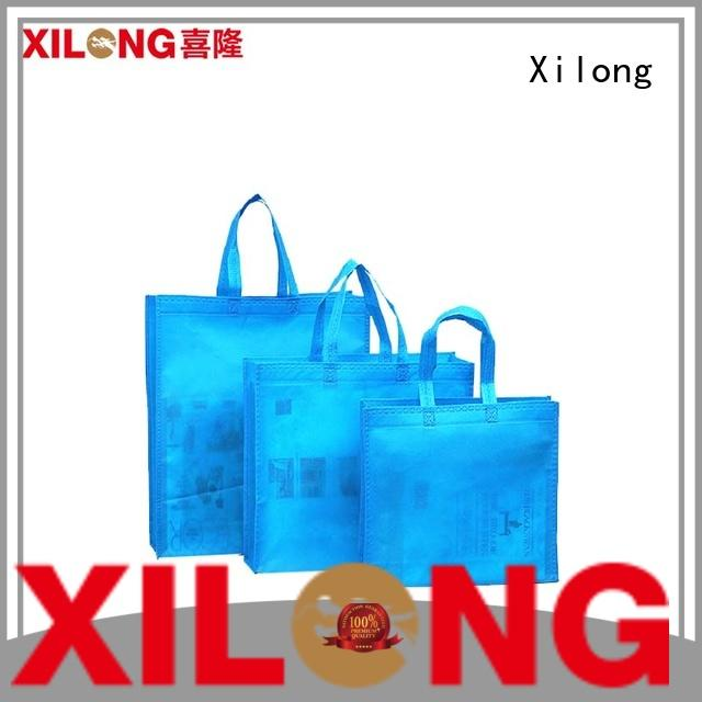 logo mini shopping bag promotion for trip Xilong