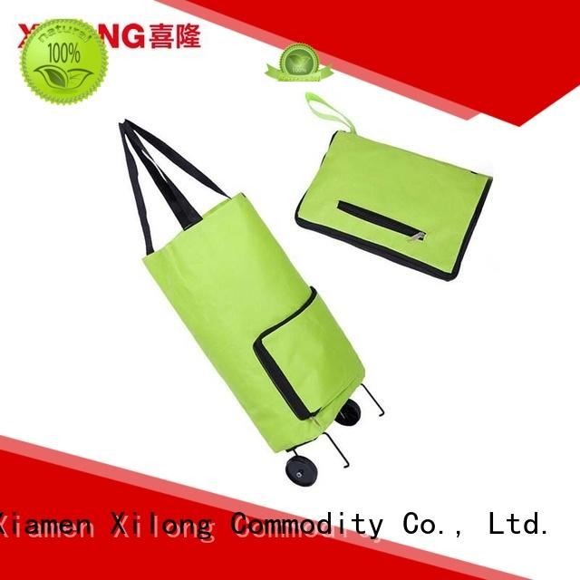 Xilong Wholesale custom printed shopping bags manufacturers