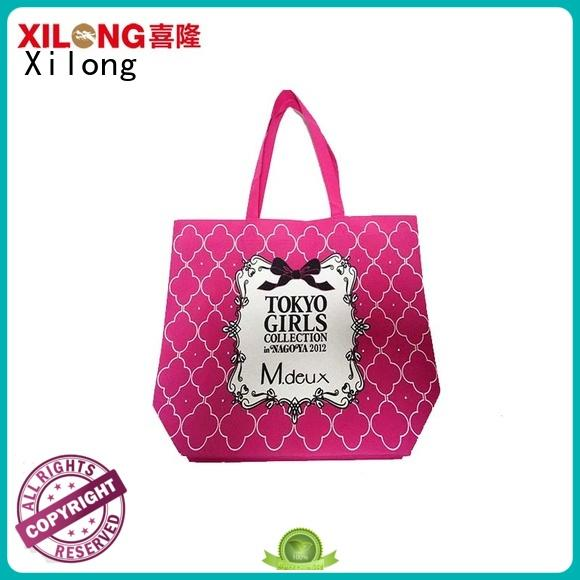 Xilong Latest best shopping bags Supply