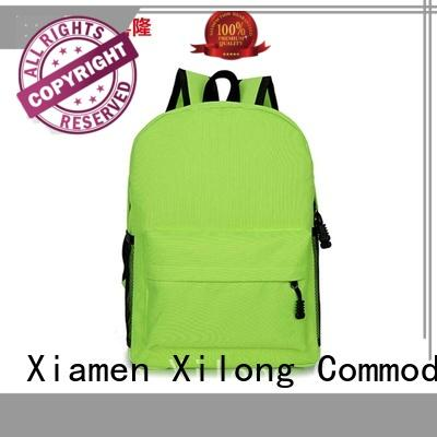 Xilong backpack kids school backpacks personalized favorable price for high school