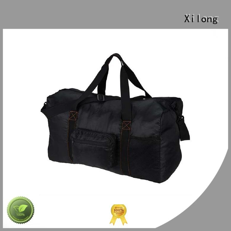 Xilong custom wholesale duffel bags factory for sport