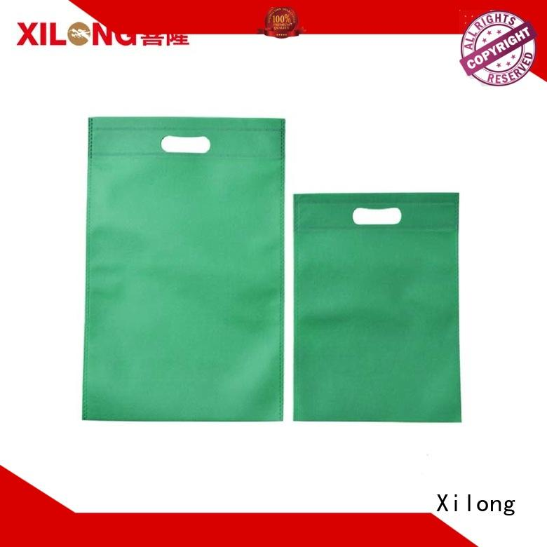 Xilong tote reusable shopping tote bags factory price for students
