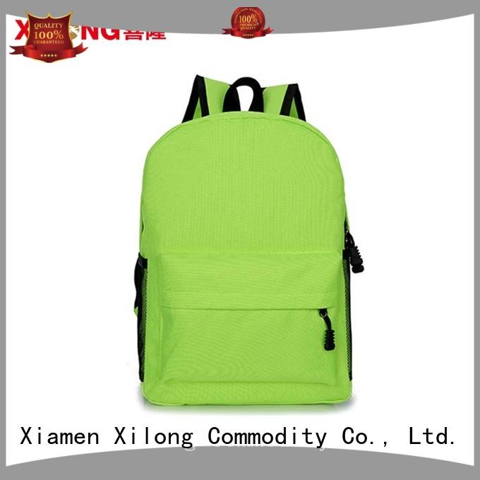 Xilong teens best backpacks for school custom