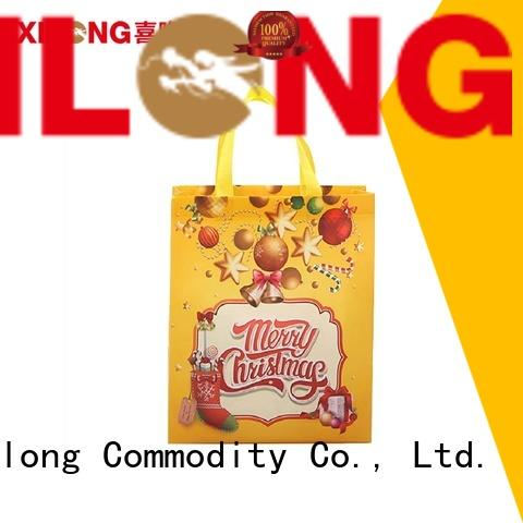Xilong colorful shopping bag manufacturer for trip
