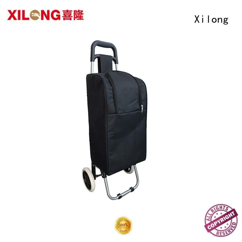 Xilong portable wholesale cooler bags wheel for travel