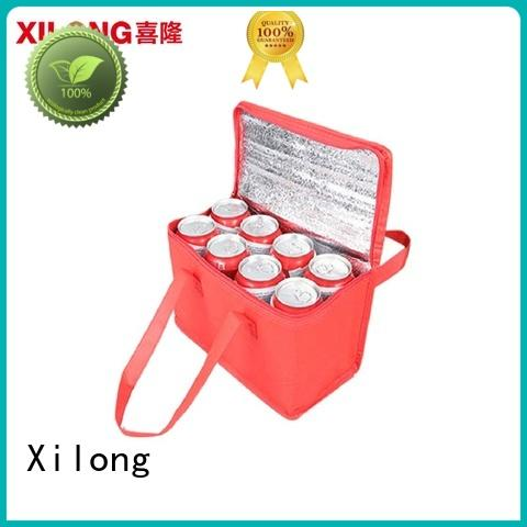 insulated cooler tote bags cooler for storage Xilong