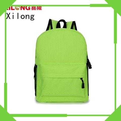 made personalized kids backpacks for school for kids Xilong