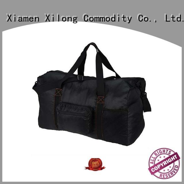 Xilong custom made duffel bags Supply