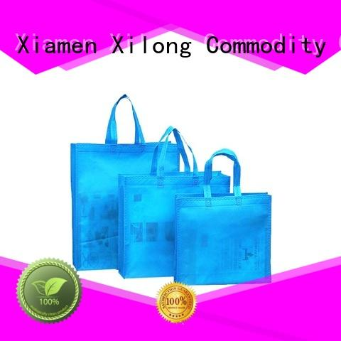 Xilong ecofriendly ladies shopping bag for trip
