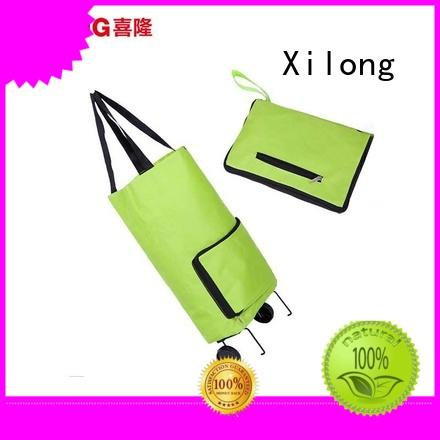 Xilong sale custom shopping bag laminated for girls