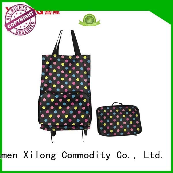 Xilong bag ladies shopping trolley trolley for girls