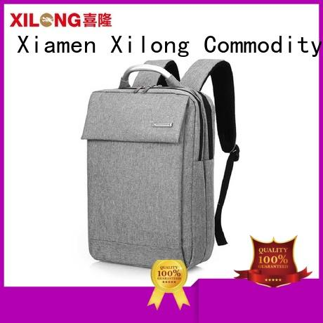 Xilong laptop small laptop backpack light for business trip