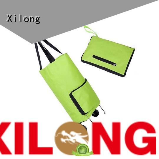 Xilong sale best shopping trolley odm for travel