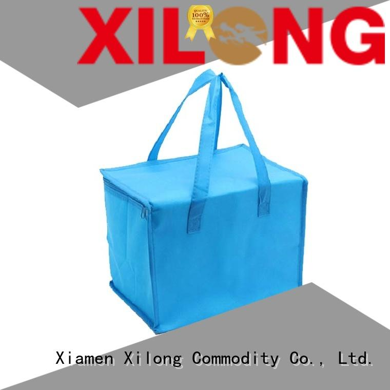 insulated personalized insulated lunch bags for women tote for storage Xilong