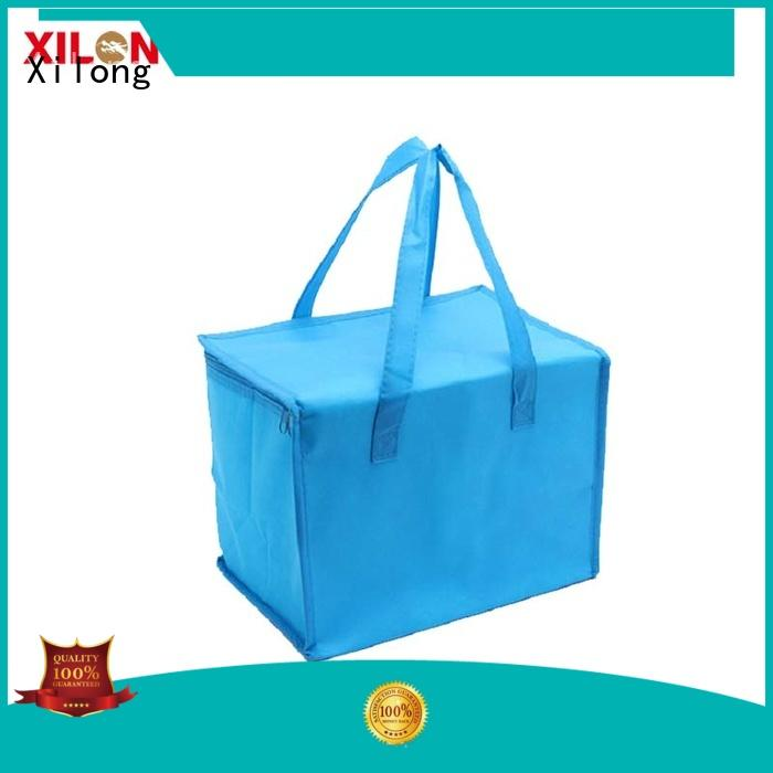 Xilong foil insulated cooler tote bags tote for storage