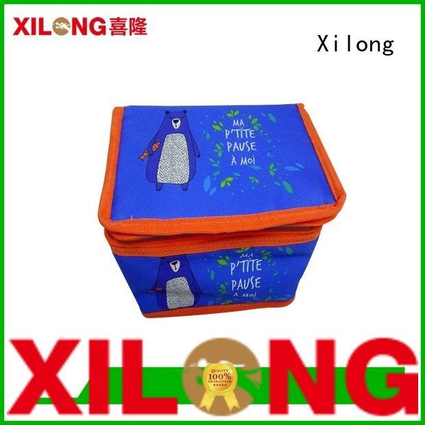 tote style cooler bag food Xilong