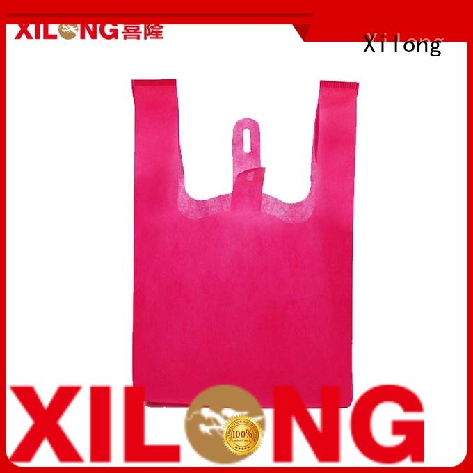 Xilong woven small shopping bags wholesale now for students