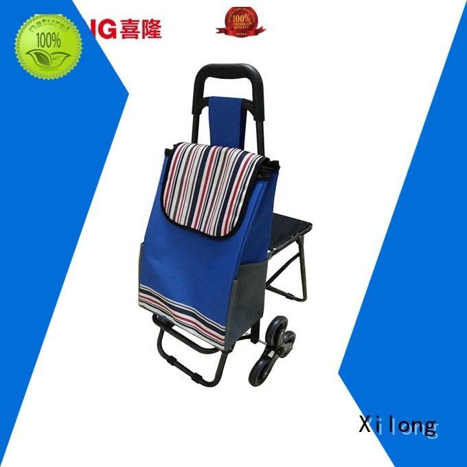 oem foldable shopping bag bags for girls Xilong