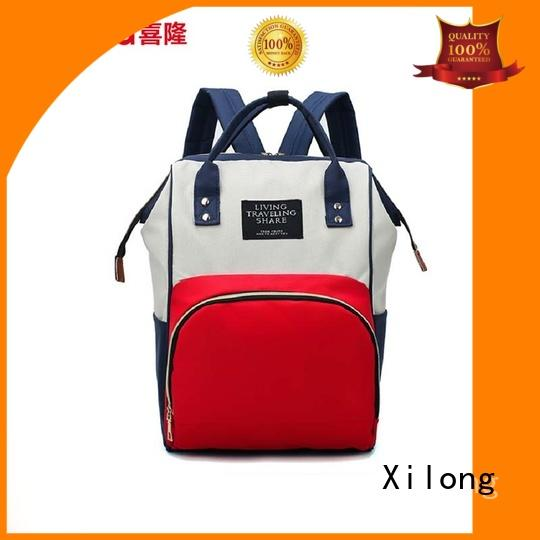 Xilong mummy diaper backpack Supply