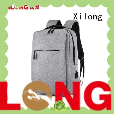 anti-theft customize laptop bag charging for computer Xilong