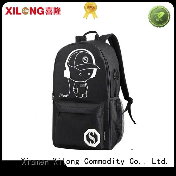 school backpack supplies teens for students Xilong