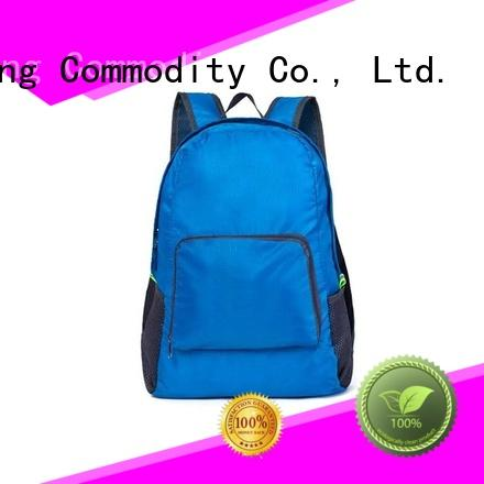 foldable lightweight folding travel backpack for trip Xilong