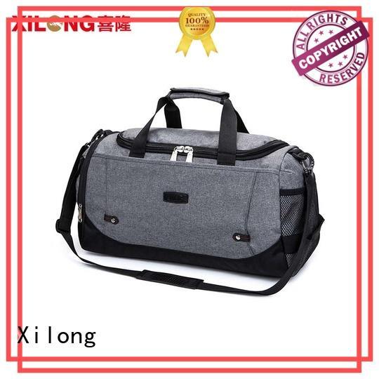 Xilong Latest travel duffle bag manufacturers