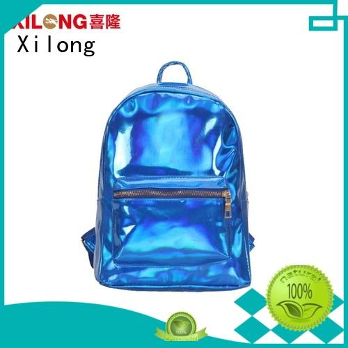 Xilong on-sale custom school bag custom for high school