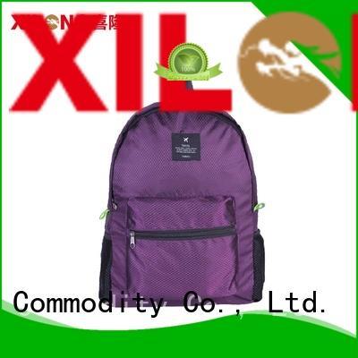 Xilong light cheap custom backpacks reasonable price