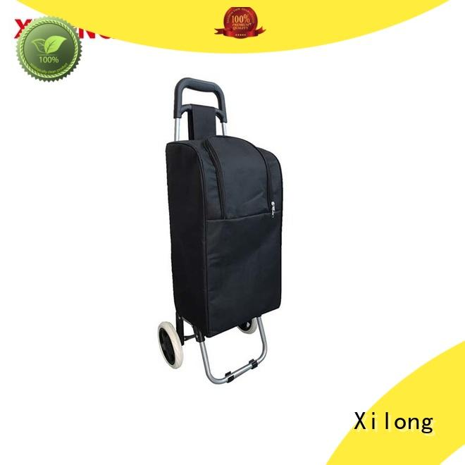 Xilong cool personal cooler lunch bag wheel for girls